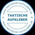 Logo Taktische Aufkleber