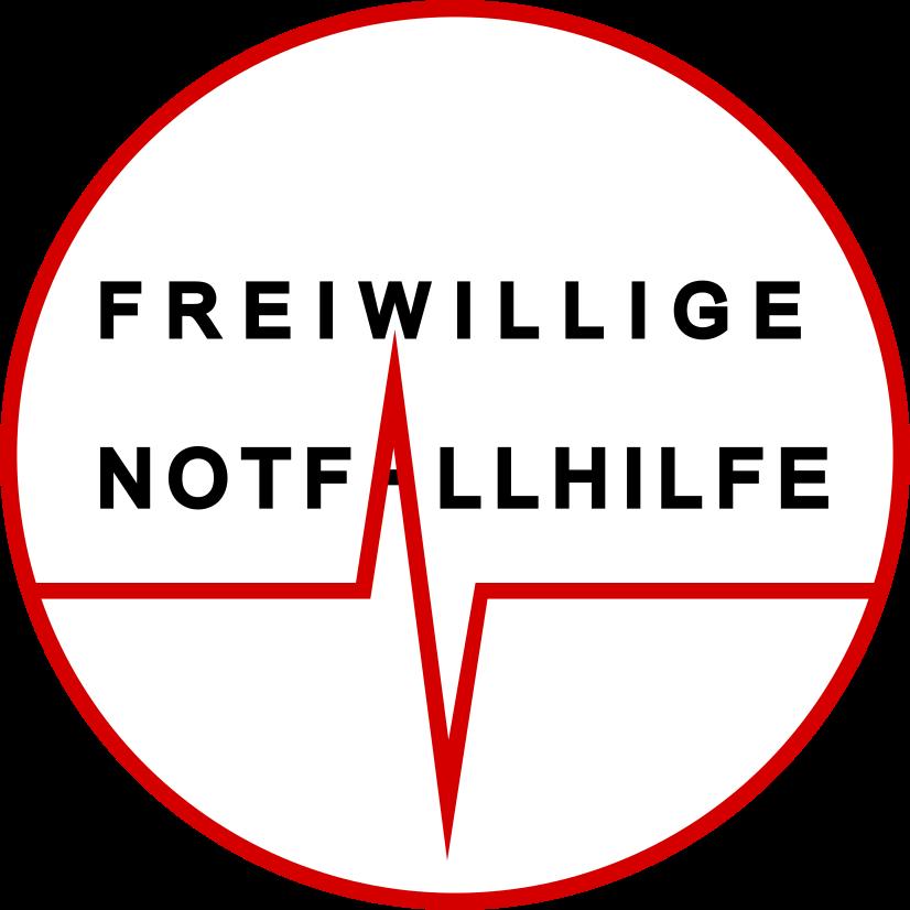 Logo Freiwillige Notfallhilfe e. V. rund